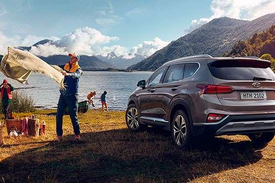 Hyundai Santa Fe New - фото 4