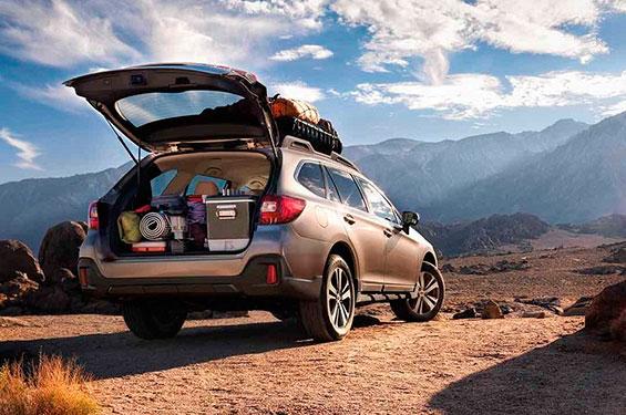 Subaru Outback - фото 2