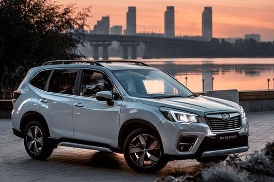 Subaru Forester - фото 4