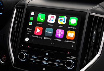 Apple CarPlay / Android Auto - Subaru Forester