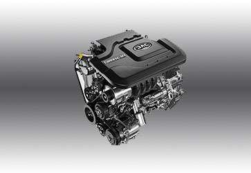 Сучасний двигун - JAC S2