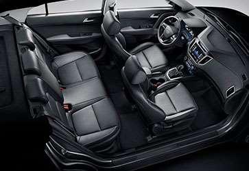 Комфорт - Hyundai Creta