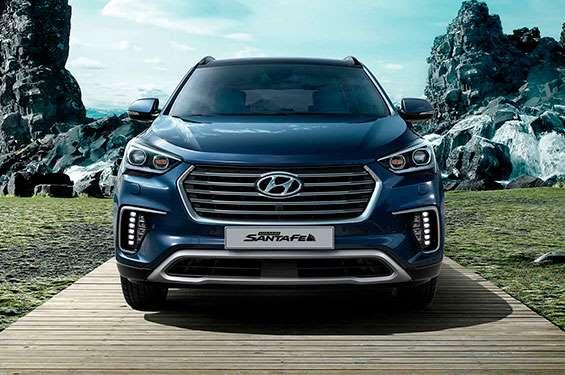 Hyundai Grand Santa Fe - фото 4