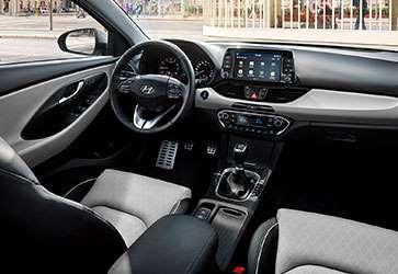 Комфорт с чувством стиля - Hyundai i30 Fastback