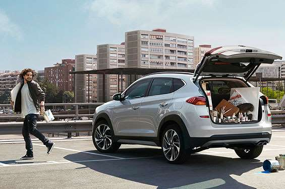 Hyundai New Tucson - фото 5