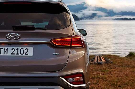 Hyundai Santa Fe New - фото 5