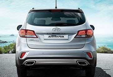 Тормоза - Hyundai Grand Santa Fe