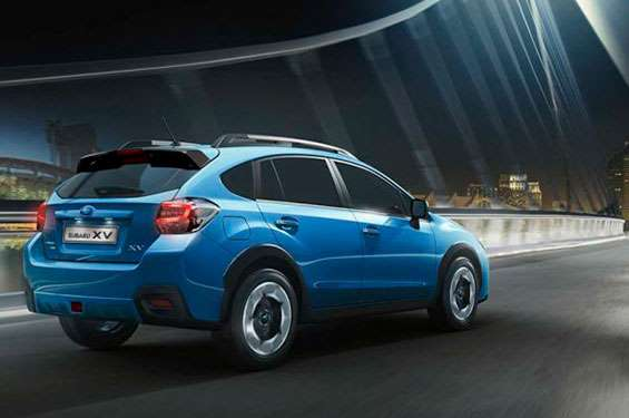 Subaru XV - фото 6