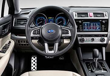 Трансмісія Lineartronic - Subaru Outback