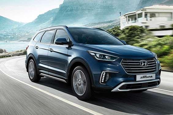 Hyundai Grand Santa Fe - фото 5