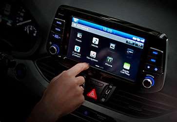 Мультимедиа - Hyundai i30 Fastback