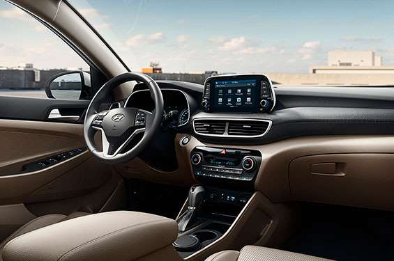 Hyundai New Tucson - фото 6