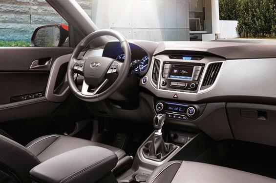 Hyundai Creta New - фото 1