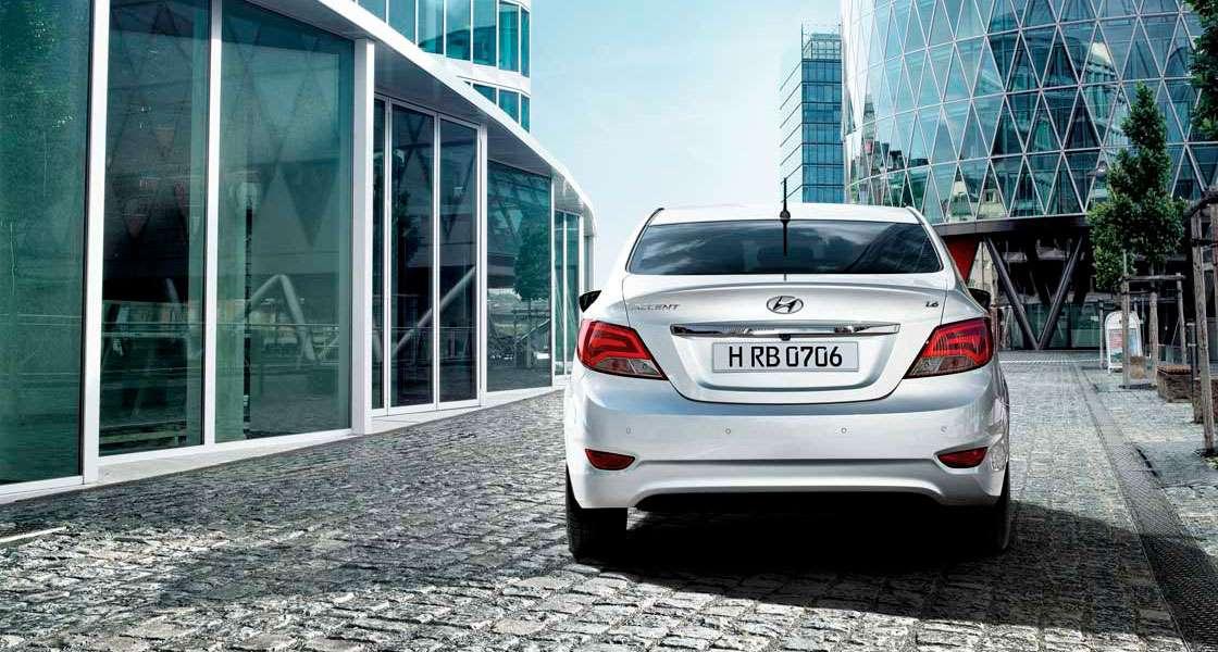 Hyundai Accent Classic - характеристики