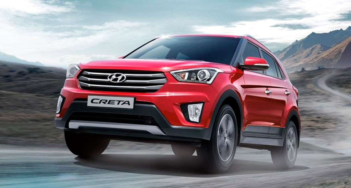 Hyundai Creta - характеристики