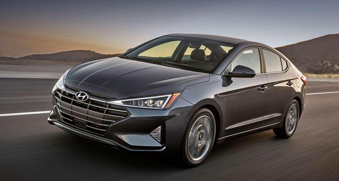 Hyundai Elantra - характеристики