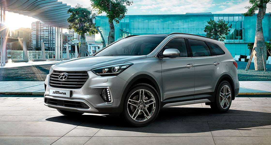 Hyundai Grand Santa Fe - характеристики