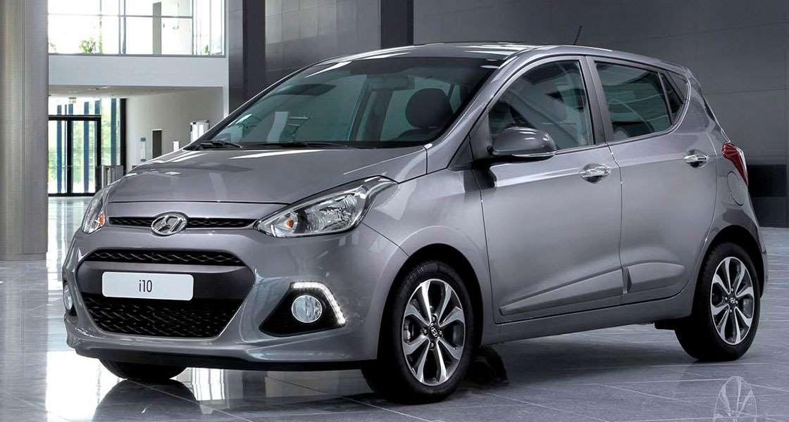 Hyundai i10 - характеристики