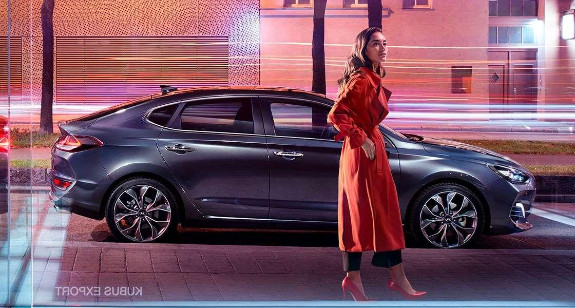 Hyundai i30 Fastback - характеристики