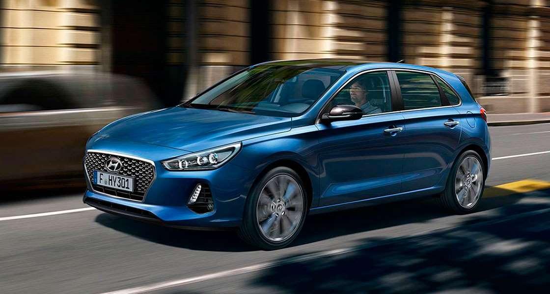 Hyundai i30 - характеристики