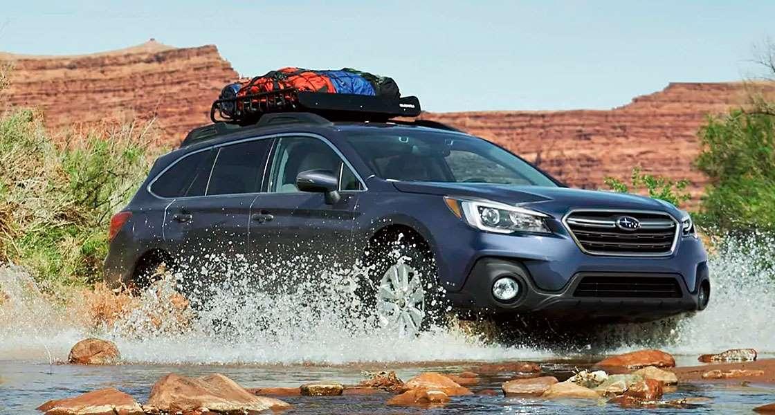 Subaru Outback - характеристики