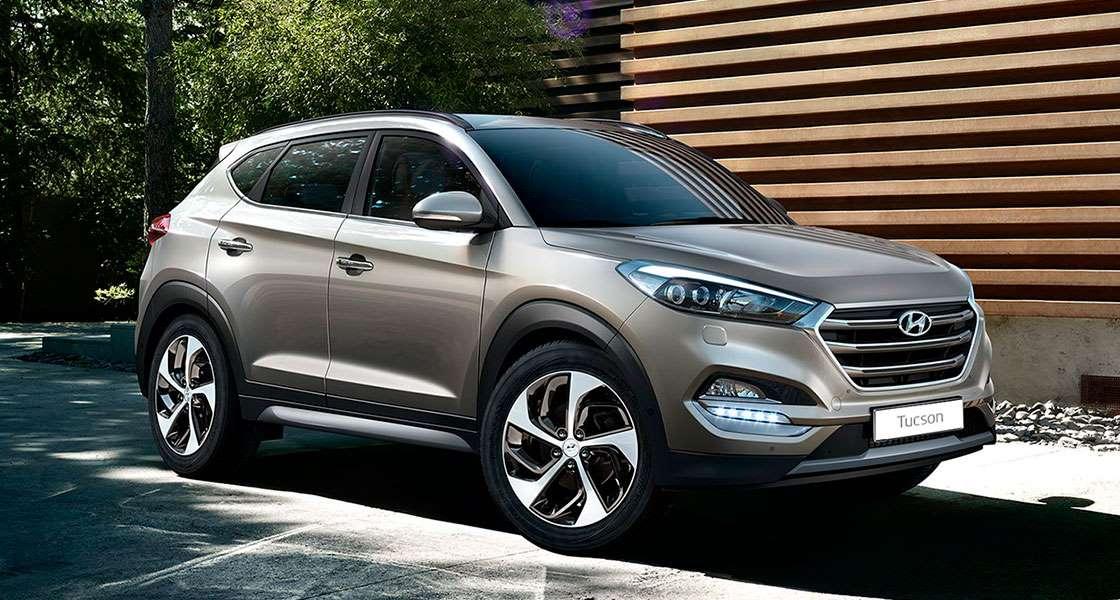 Hyundai New Tucson - характеристики