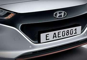 Аэродинамический дизайн - Hyundai IONIQ Electric
