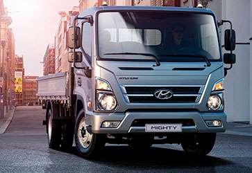 Эффективность загрузки - Hyundai EX8