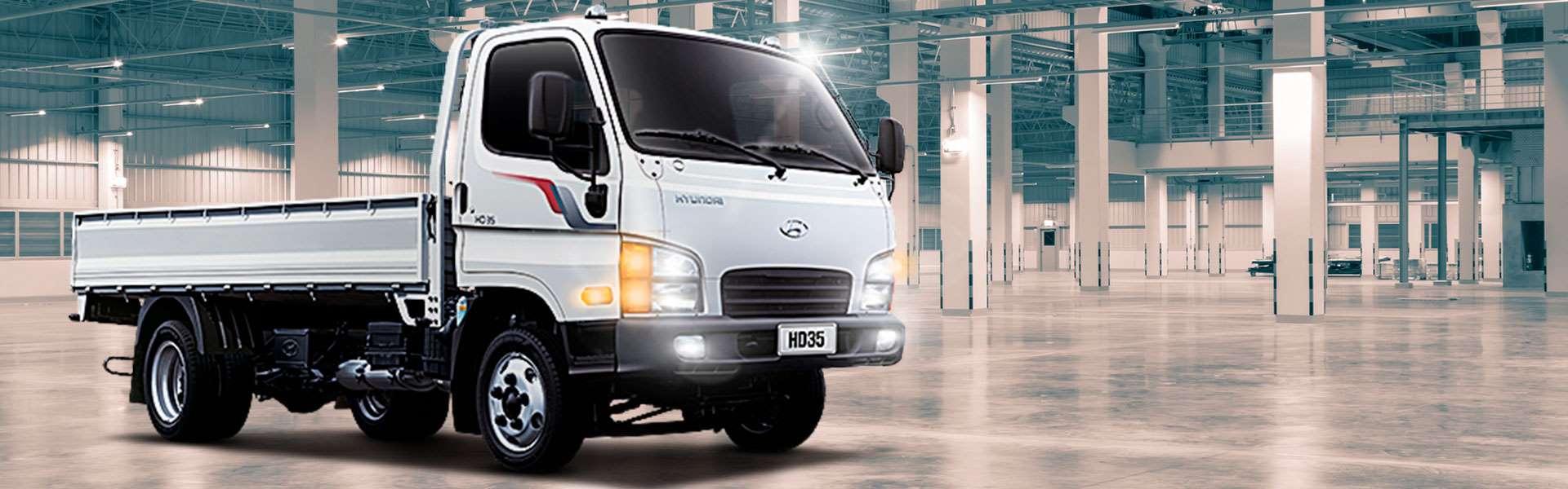 Hyundai HD35L