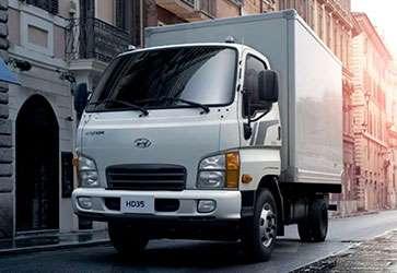 Надежный компаньйон  - Hyundai HD35L