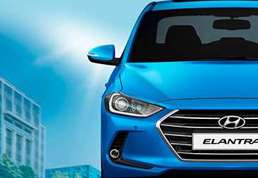 Новий розкішний вигляд - Hyundai Elantra