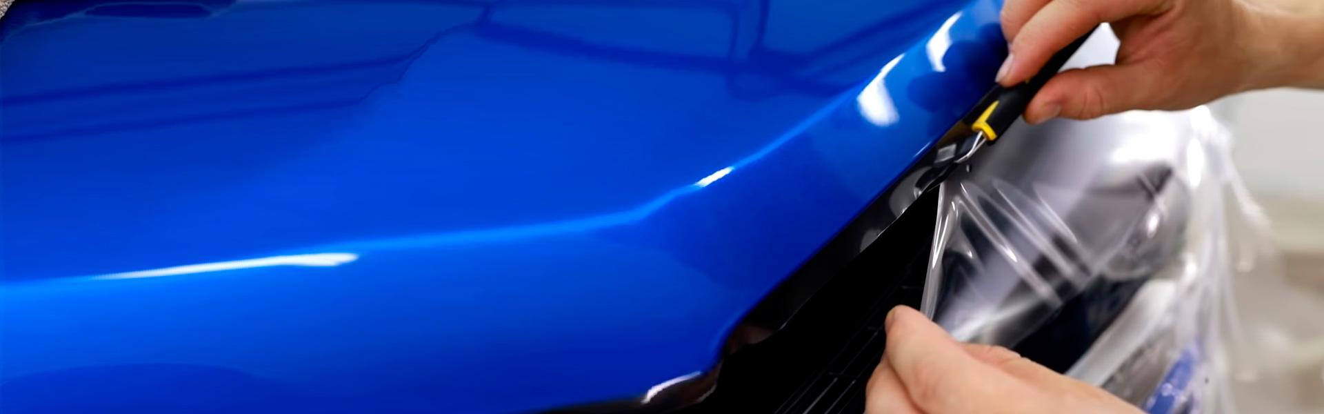 Ні подряпинки: як антигравійна плівка захистить Ваше авто. Або ж нашкодить?