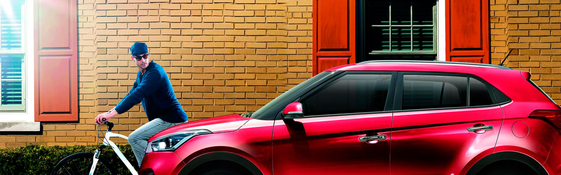 Hyundai Creta New - обзор