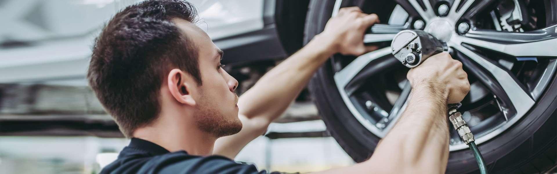 Привабливі умови шиномонтажу в мережі СТО Богдан-Авто Холдинг
