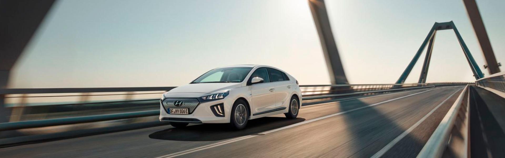 Hyundai IONIQ Electric - обзор