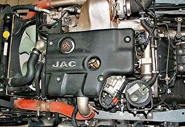 Економічний двигун  - JAC N-series