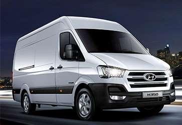 Дизайн - Hyundai H350