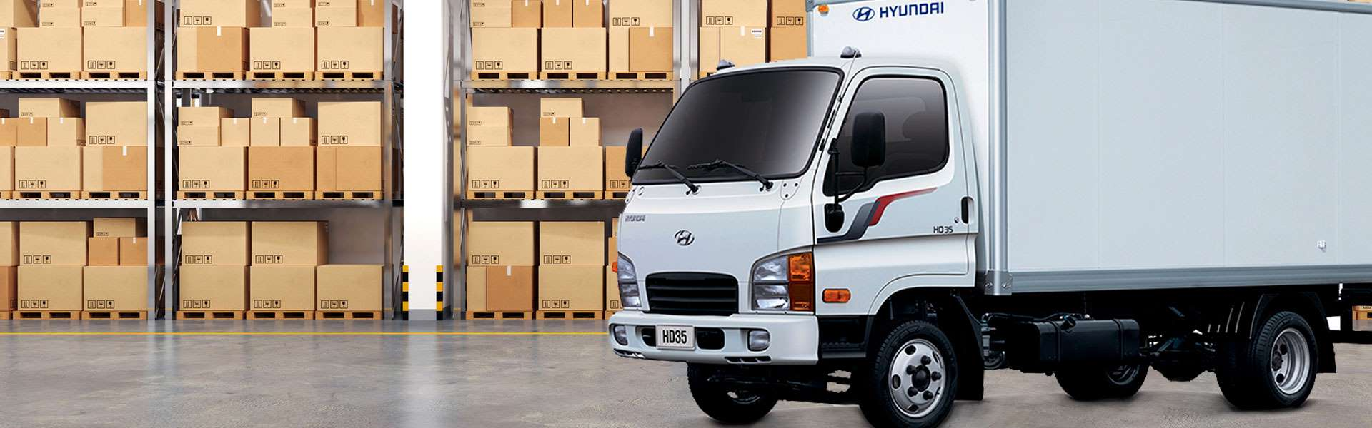 Hyundai HD35L - обзор