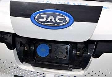 Батарея від Samsung - JAC IEV7S