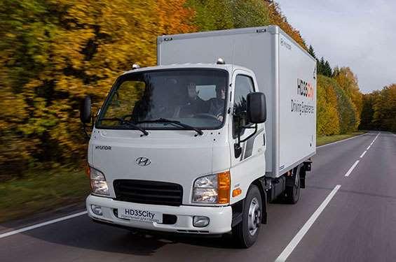 Hyundai HD35L - фото 3