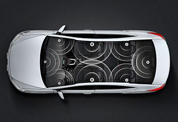 Якісний звук - Hyundai Elantra