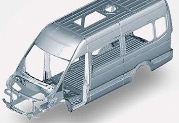 Антикорозійна стійкість - Hyundai H350