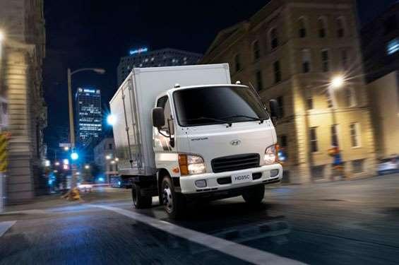 Hyundai HD35L - фото 4