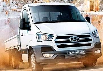 Устойчивое управление - Hyundai H350