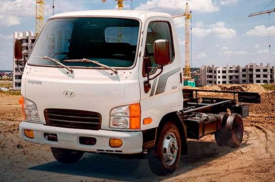 Hyundai HD35L - фото 5