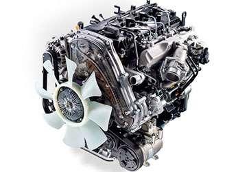 Экологичный двигатель  - Hyundai HD35L