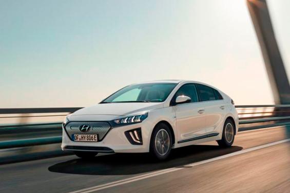 Hyundai IONIQ Electric - фото 5