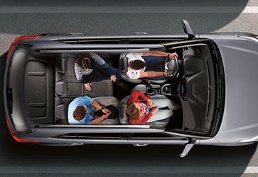 Функціональний простір - Hyundai Creta New