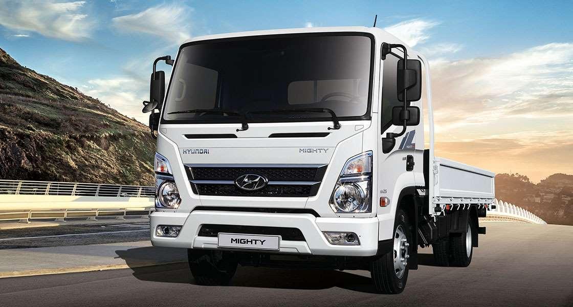 Hyundai EX8 - характеристики
