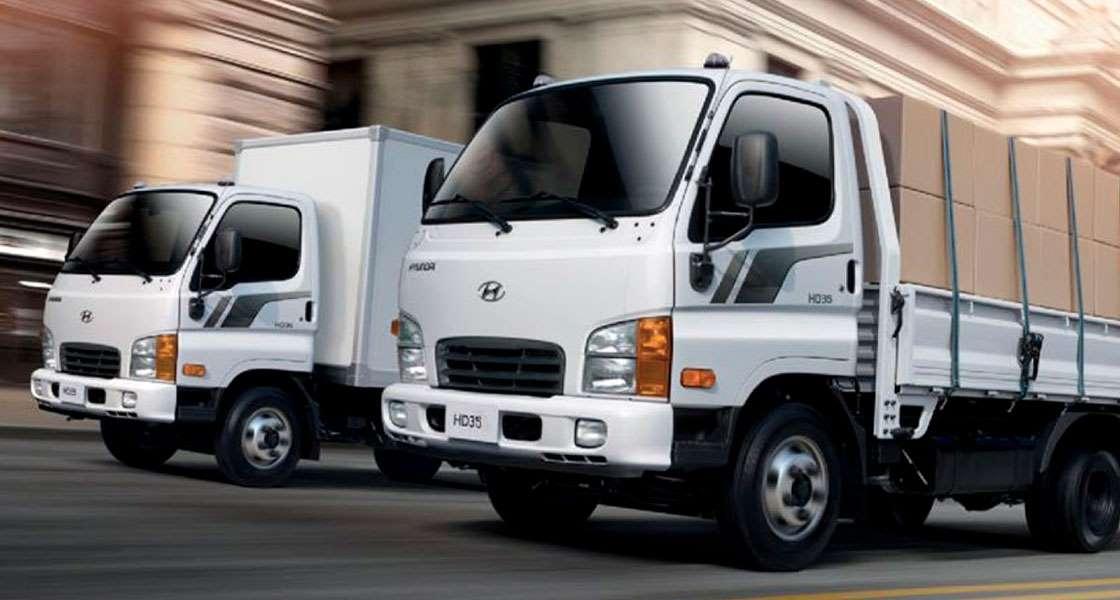 Hyundai HD35L - характеристики